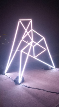 Light Scuplture